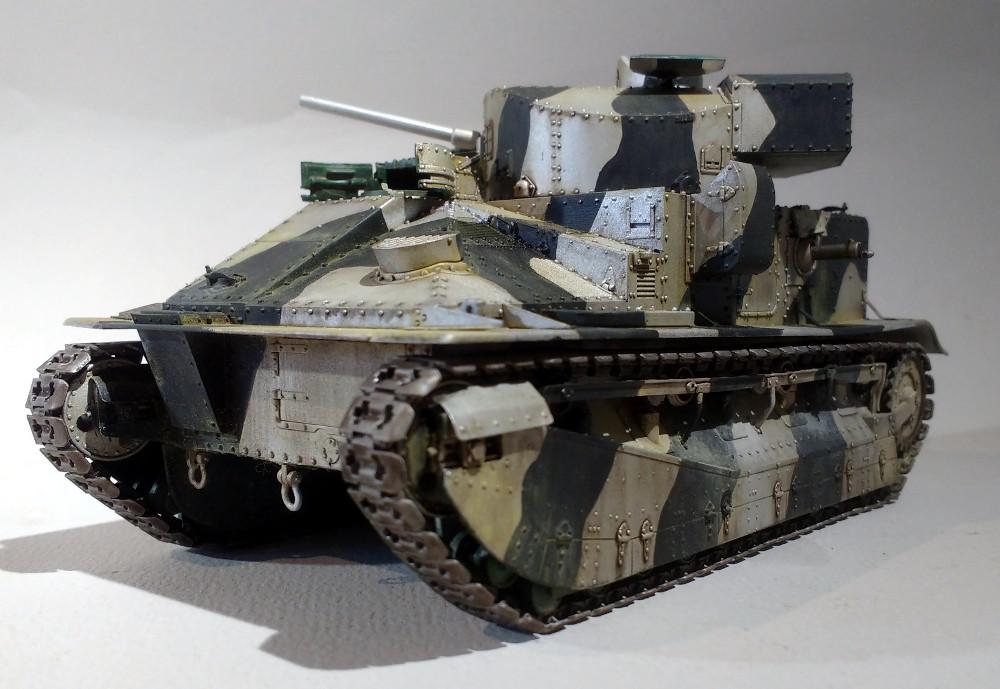 Vickers Medium MarkII** (Hobby Boss 1/35) 18082810503423099315867092