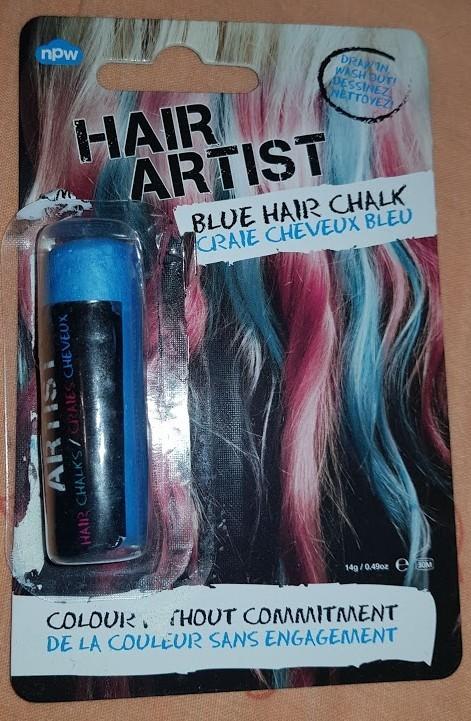 craie pour cheveux