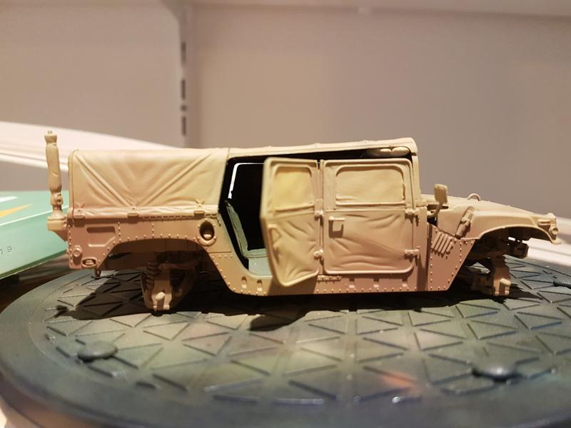 M998 Command Vehicle 1/35 Italeri 18082908491124268715868422