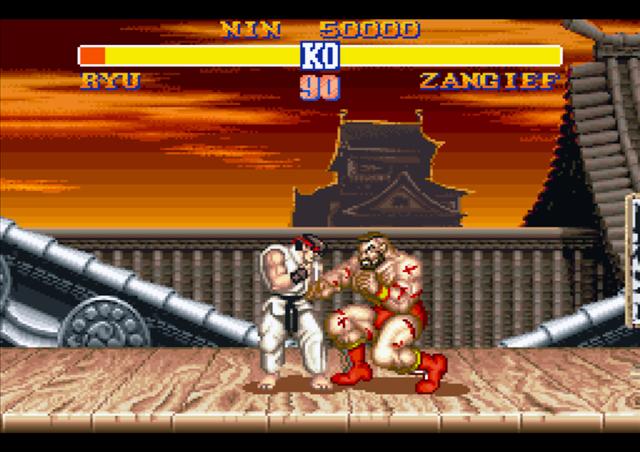 Street Fighter II 1809010801514975115871875