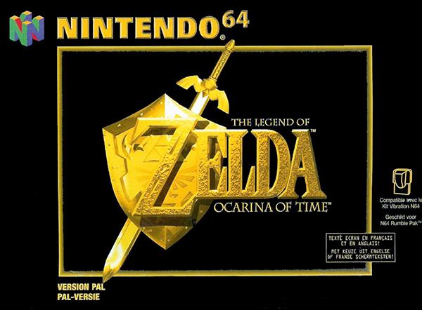 The Legend of Zelda : Ocarina of Time 1809011109214975115872059