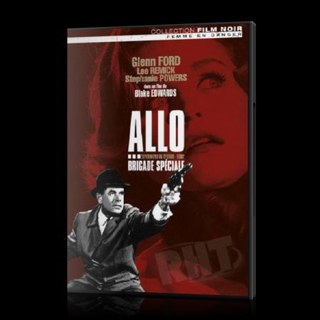 Allo... Brigade Spéciale (1962) (mHD 1080p VF-VO)