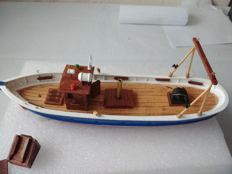 Mare Nostrum - 1/35 - Artesania latina, coque ABS 18090210590819949815873603