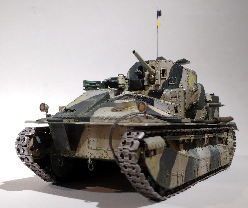 Vickers Medium MarkII** (Hobby Boss 1/35) 18090312274723099315874892