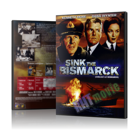 Coulez Le Bismarck (1960) (mHD 1080p VF-VO)