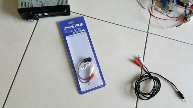 Alpine KCA 420i : recherche infos 18090707153923597815882045