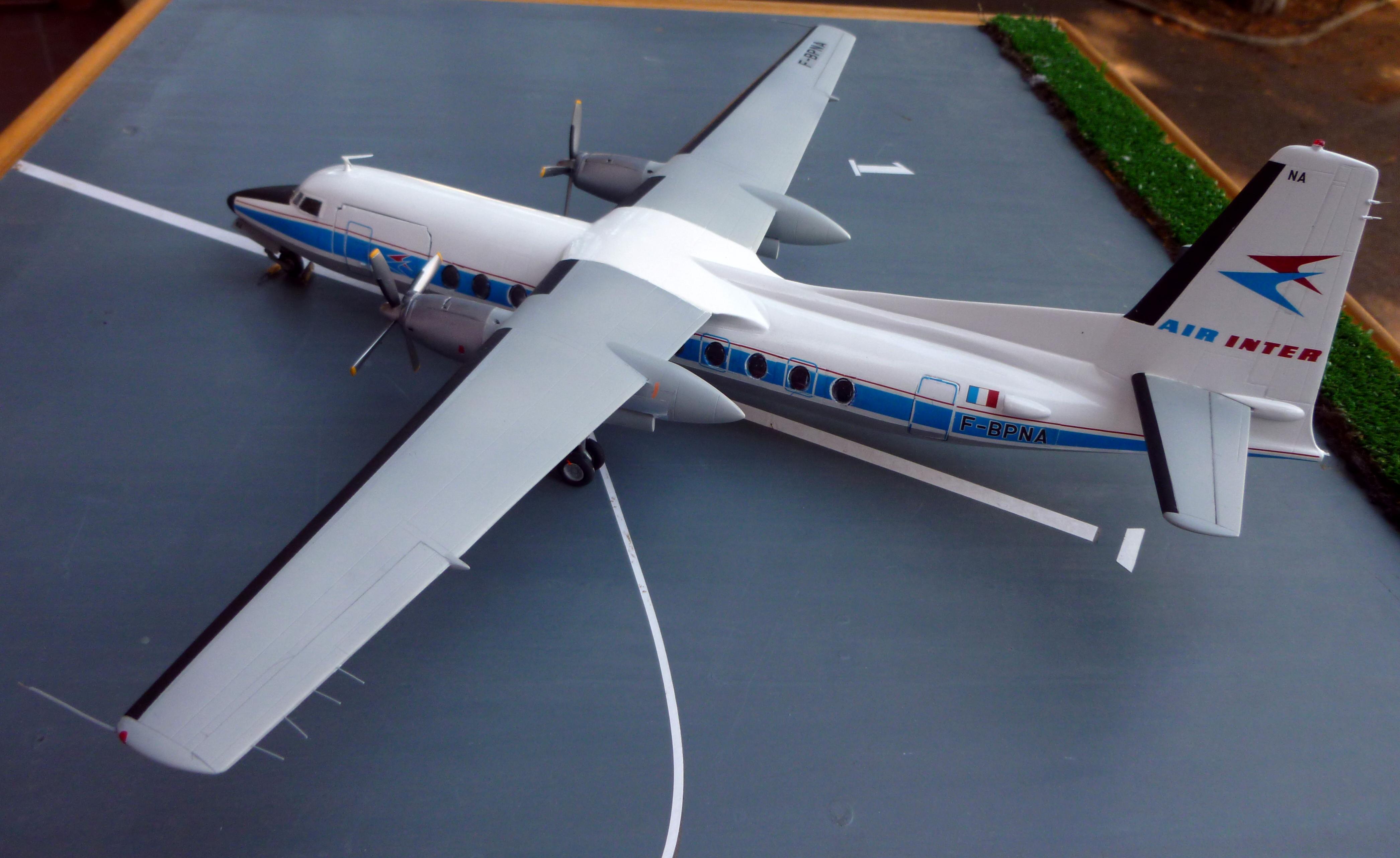 Fokker F 27-500  ESCI 1/72 scale - Page 2 18091105575721371115887938