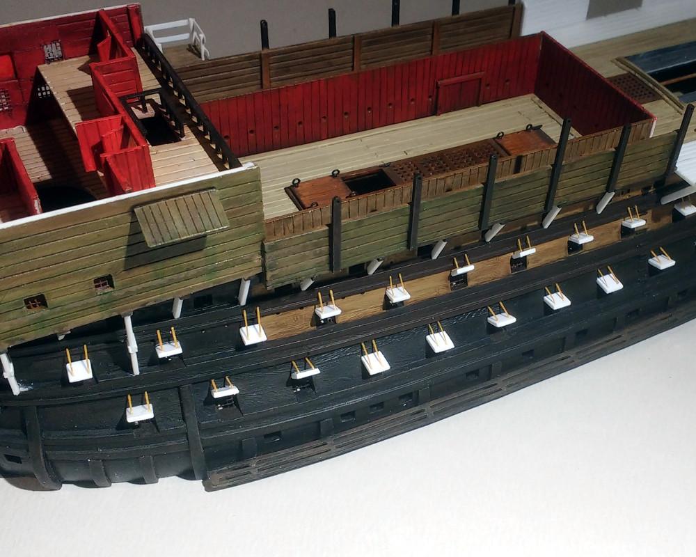 Un ponton prison anglais de la Révolution ou de l'Empire - Page 3 18091209401723099315889938