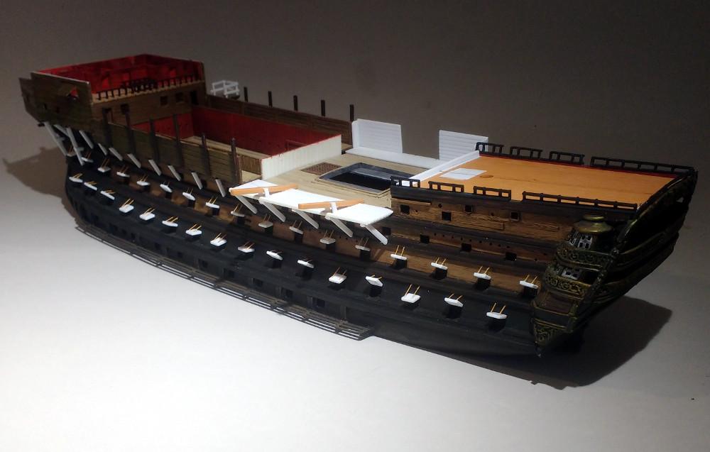 Un ponton prison anglais de la Révolution ou de l'Empire - Page 3 18091209402123099315889939
