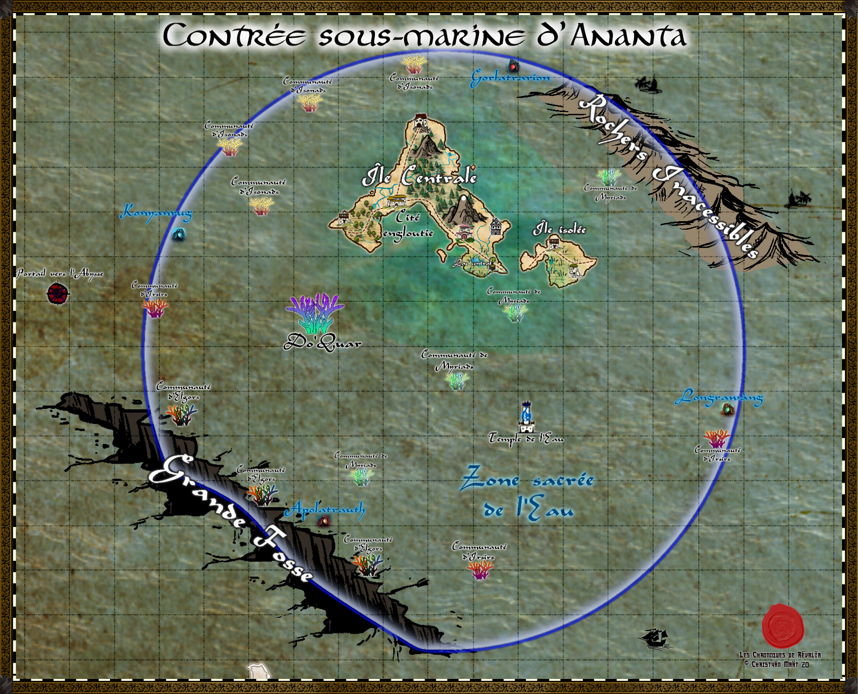 Carte de la contrée d'Ananta 18091312515323817215890051