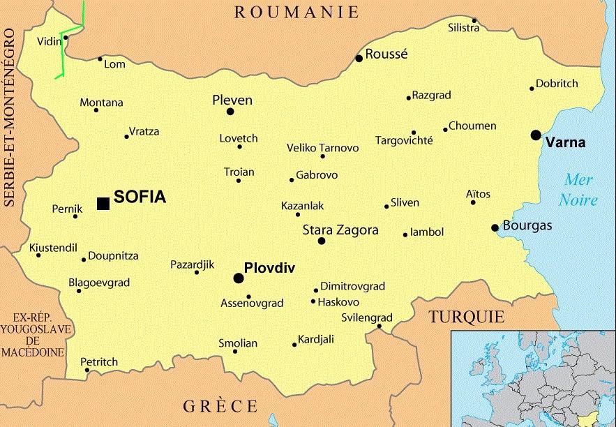 Bulgarie Belogradchik