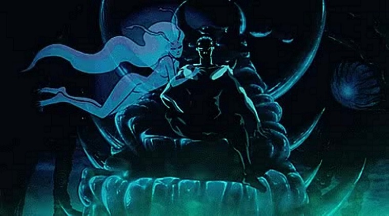 INSTANTANÉ : LEGEND OF THE OVERFIEND (1989) dans DESSIN ANIMÉ 18091912572915263615900990