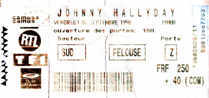 Stade de France Grand anniversaire 18092509394723491615910928