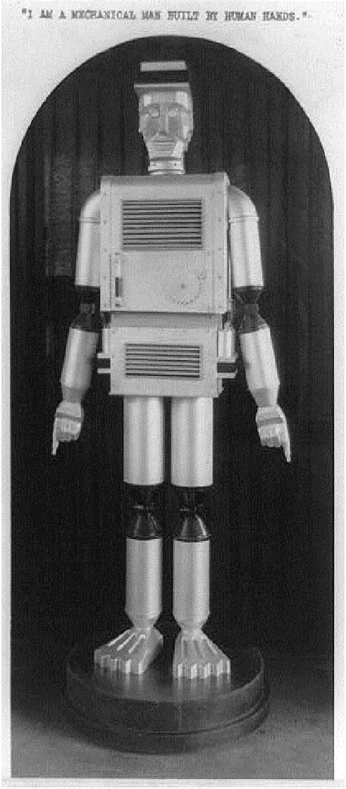 ROBOTIKMACHINE - Le robot gentleman dans Robotikmachine 18092509582315263615909971