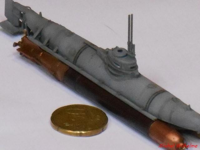 BIBER  kit 1/72 de special navy (c'est du SPECIAL HOBBY mais marine ) 1809251120475625615910130