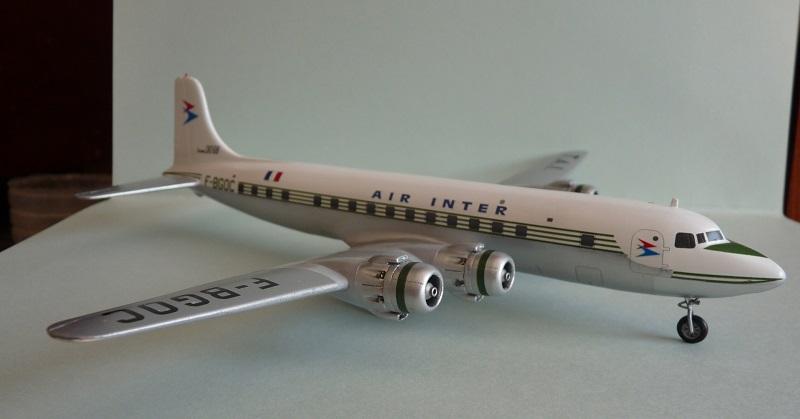 DC-6B  Minicraft 1/144 - Page 2 1809251233405669815910185
