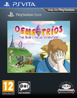 Demetrios - The BIG Cynical Adventur...