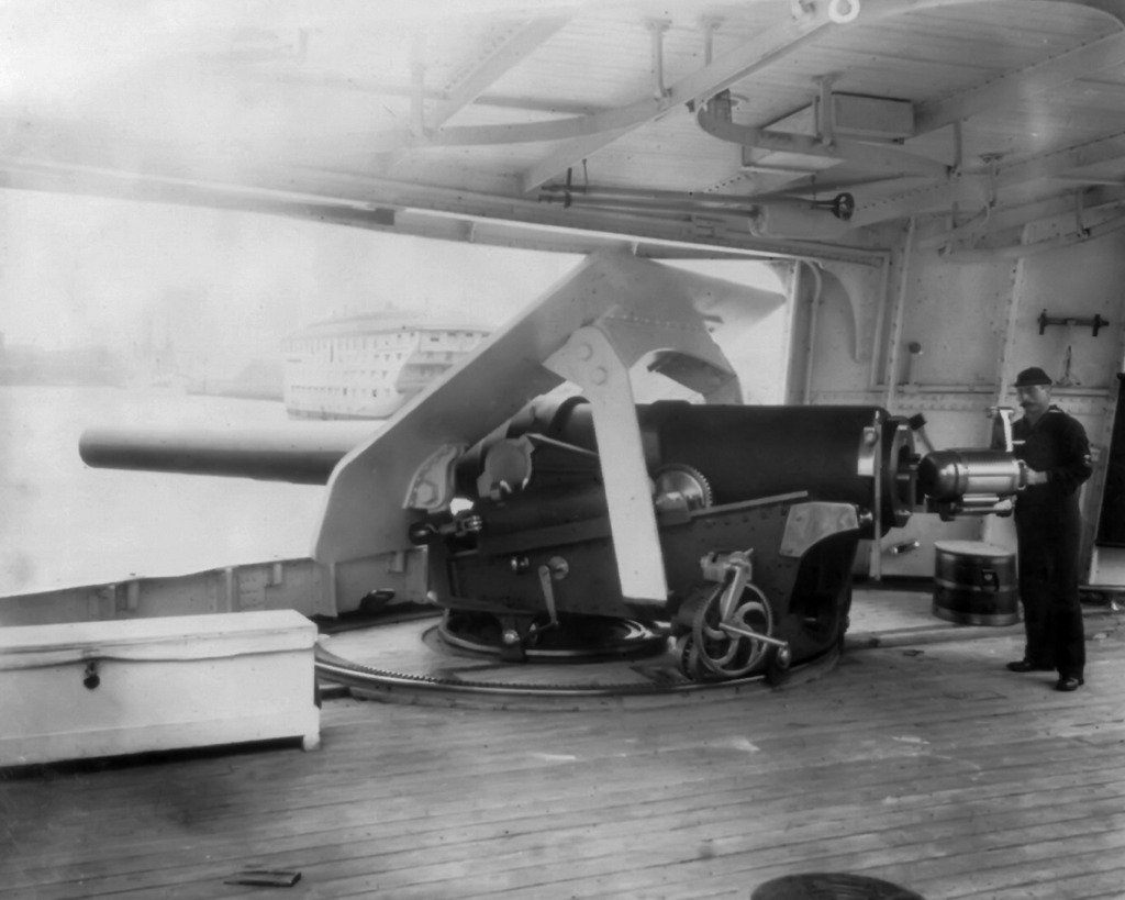 USS Chicago - croiseur protégé 1/700 COMBRIG 18092602202123134915911814