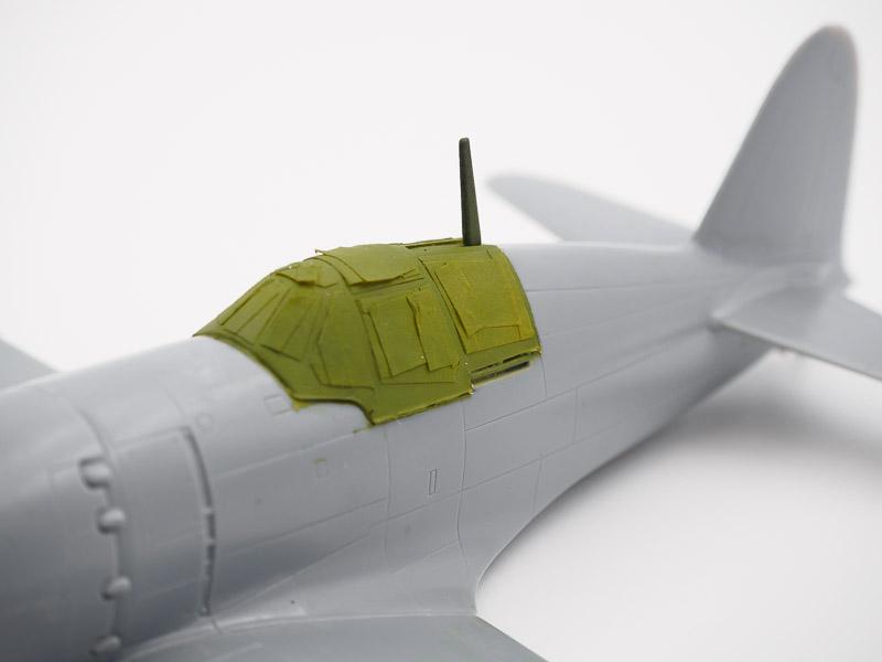 Mitsubishi J2M3 Raiden [Hasegawa, 1/72] 18092808041024220515915279