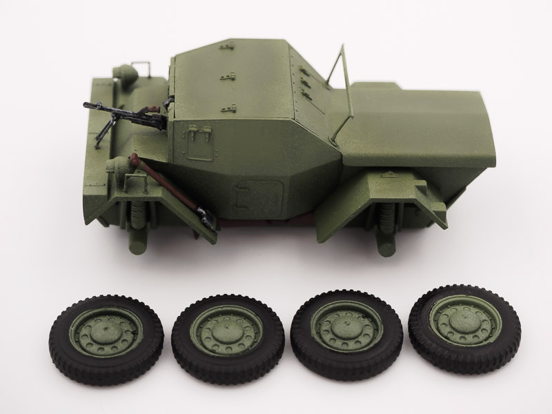 [S-Model] Daimler Dingo Mk.Ia 18100202304724220515921102