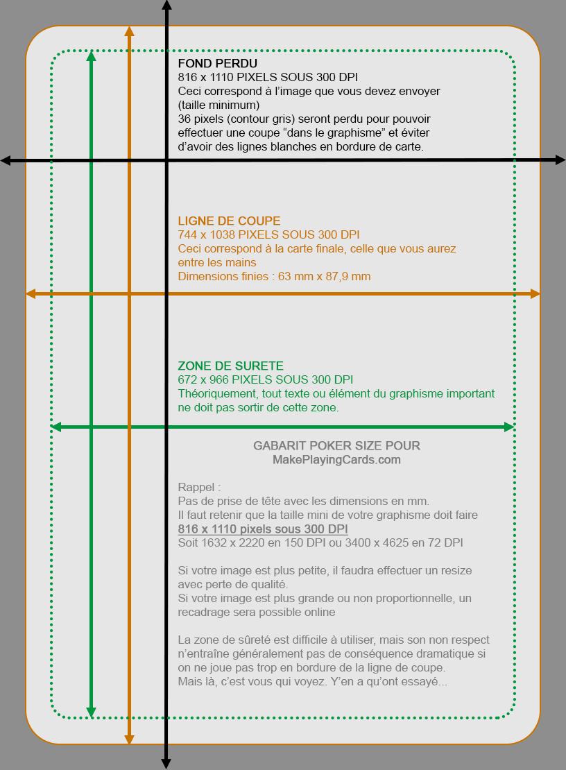 [MAKEPLAYINGCARDS.COM] Gabarit carte Poker Size 1810050454255641815926077