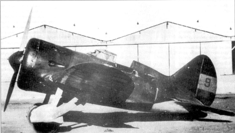 Polikarpov I-16. Du proto au I-185. P&J, Amodel, ICM , ArtModel , Eastern Express MSD 1/72.  - Page 2 18100512093223469215925326