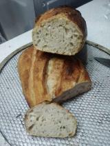 """Mon premier essai de pain sans pétrissage (""""no-kneading bread"""") Mini_18100512433424370515925700"""