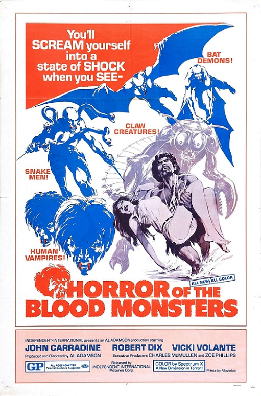 HORROR OF THE BLOOD MONSTERS (1970) dans Cinéma 18100605245215263615927271