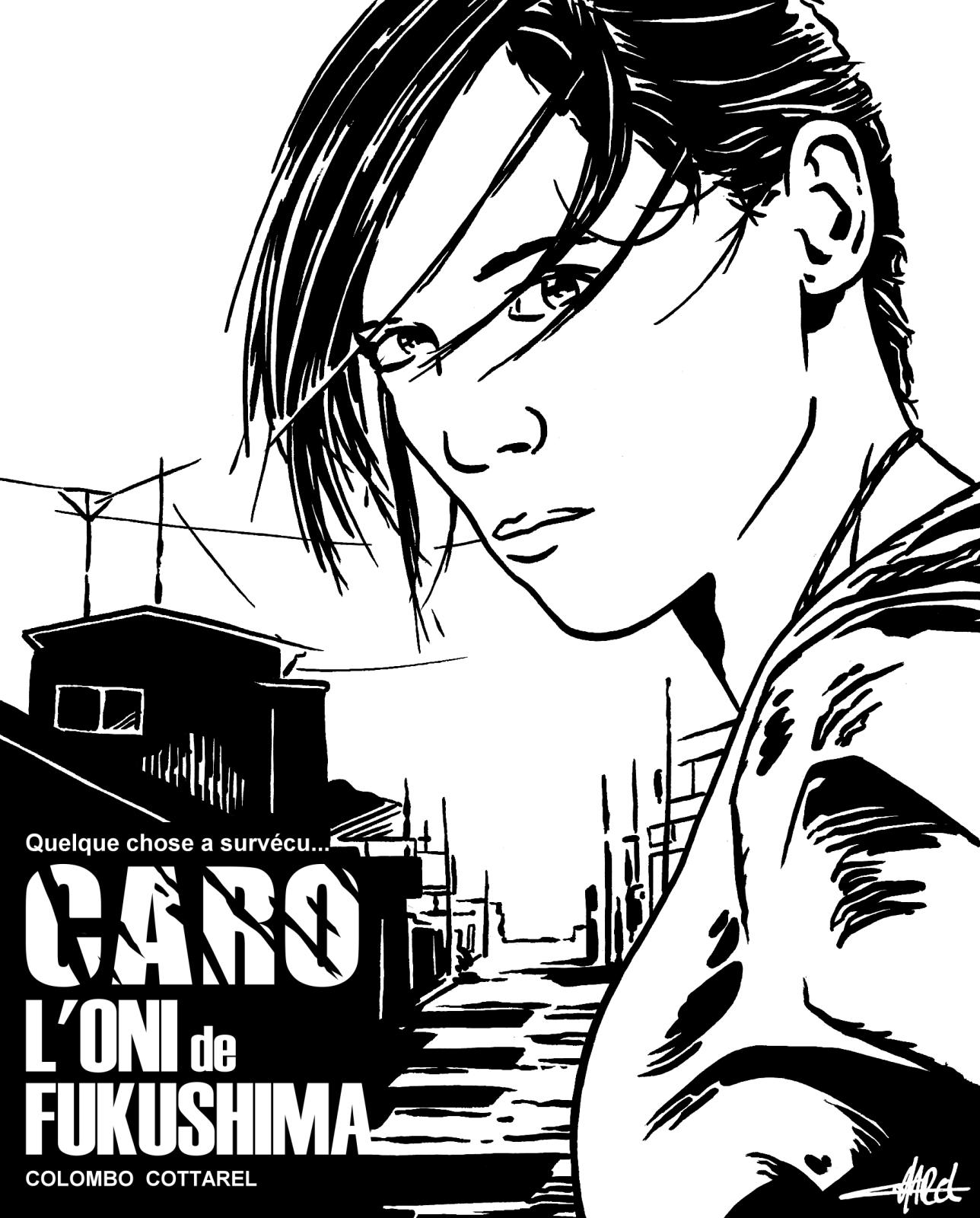 Caro Oni illustration 01 Cottarel