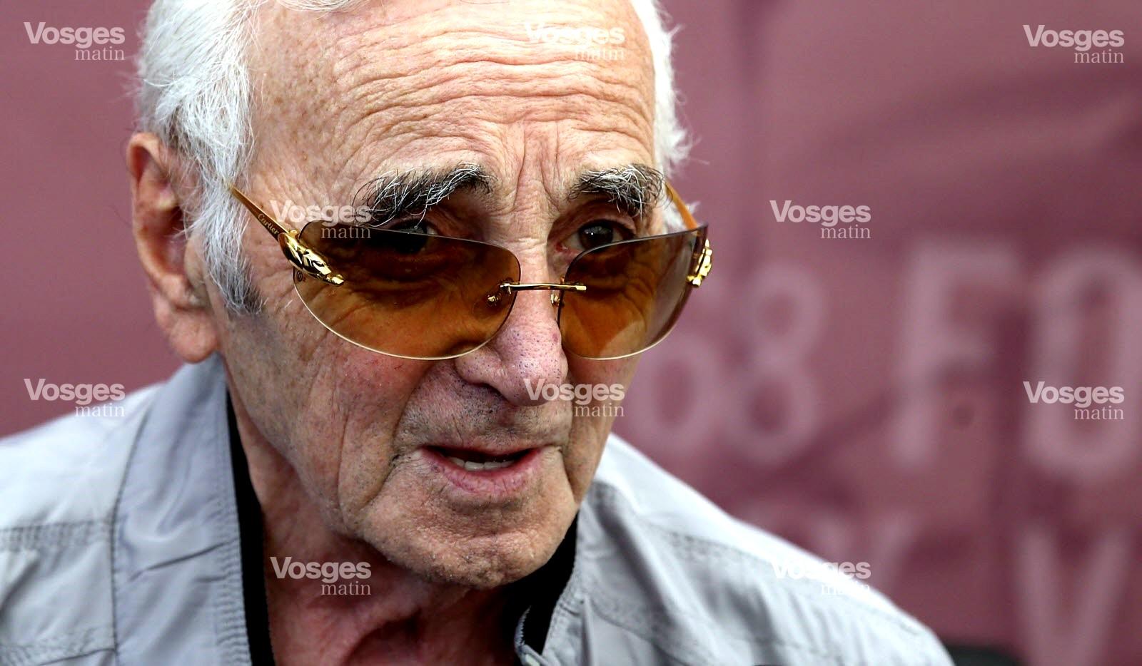 Aznavour lunettes de soleil