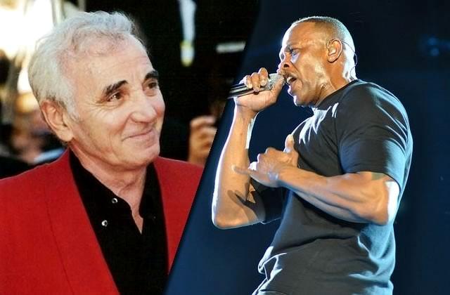 Aznavour en duo