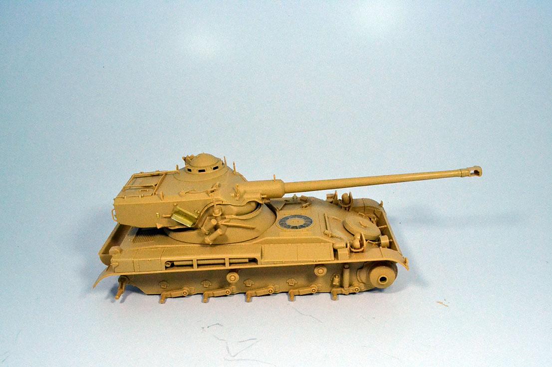 AMX 13 (Tamiya) 1/35 18101312444122494215940313