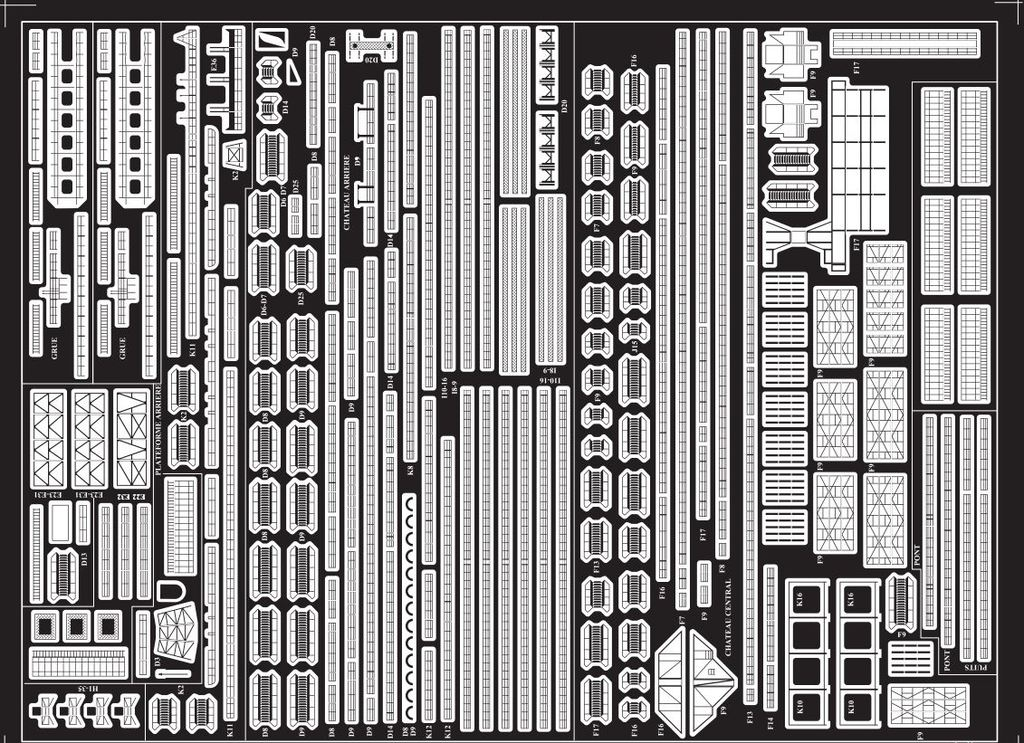 [Bandai] Japanese scientific vessel CHIKYU 1-700e 18101407481723134915942801