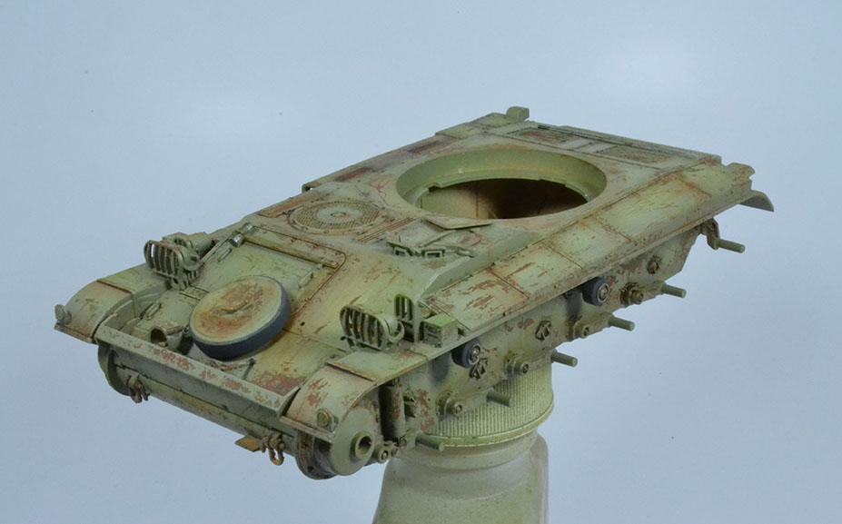 AMX 13 (Tamiya) 1/35 18101510263322494215944922