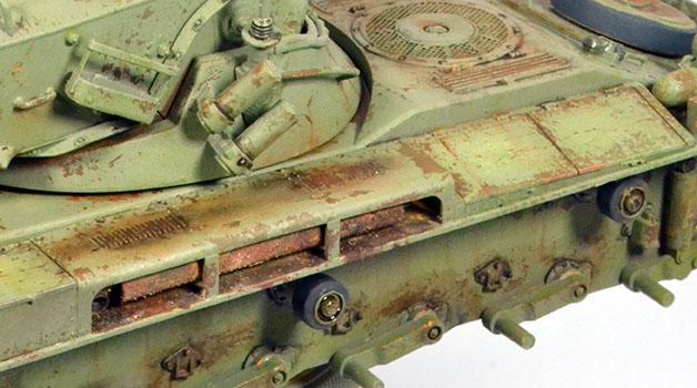 AMX 13 (Tamiya) 1/35 18101510263522494215944927
