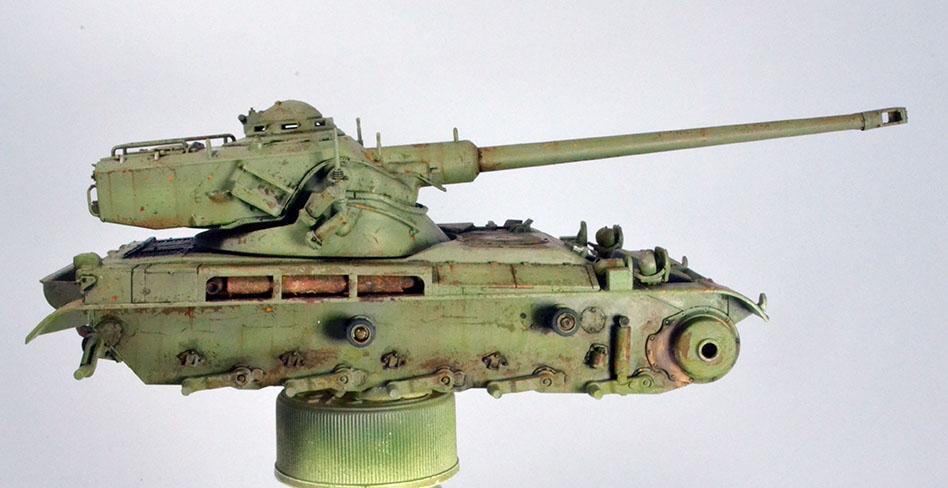 AMX 13 (Tamiya) 1/35 18101510263622494215944929