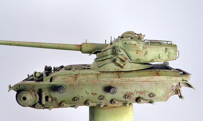 AMX 13 (Tamiya) 1/35 18101510263622494215944930