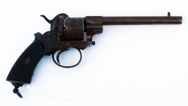 Revolver système Lefaucheux 18101607560518835615947111