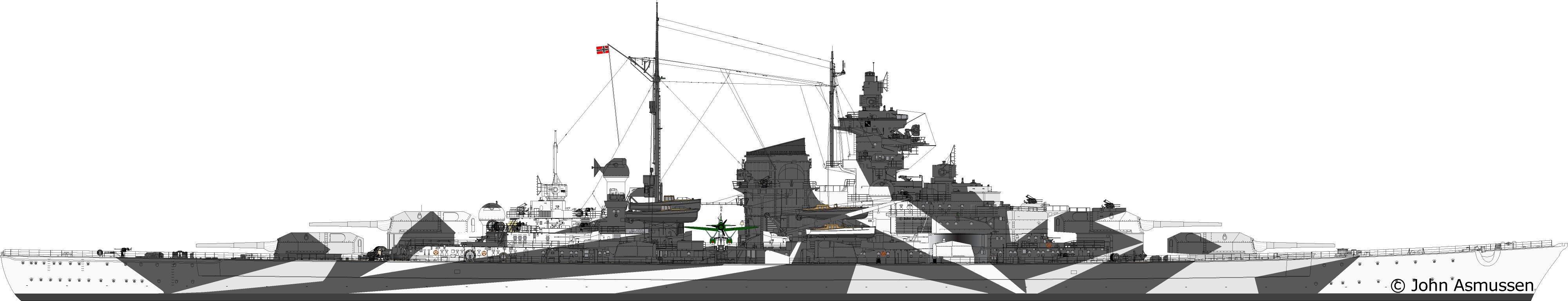 Tirpitz 1:350 Platinum Edition 18101912181323134915950527