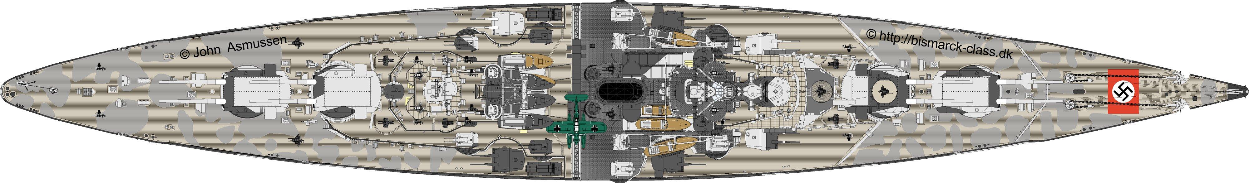 Tirpitz 1:350 Platinum Edition 18101912181923134915950529