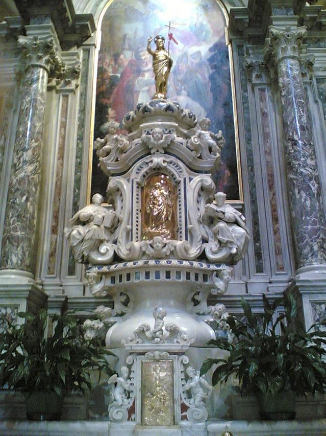 ciboire San Secondo