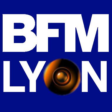 BFM Lyon Logo