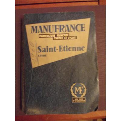Catalogue-MANUFRANCE-1960-TBE