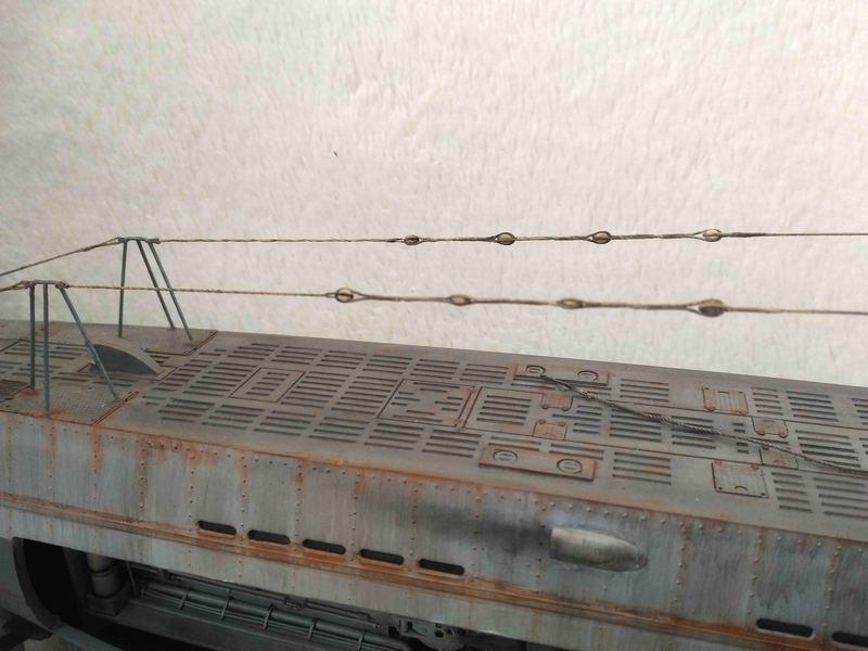 U-552 TRUMPETER Echelle 1/48 - Page 23 18102501070023648415961972