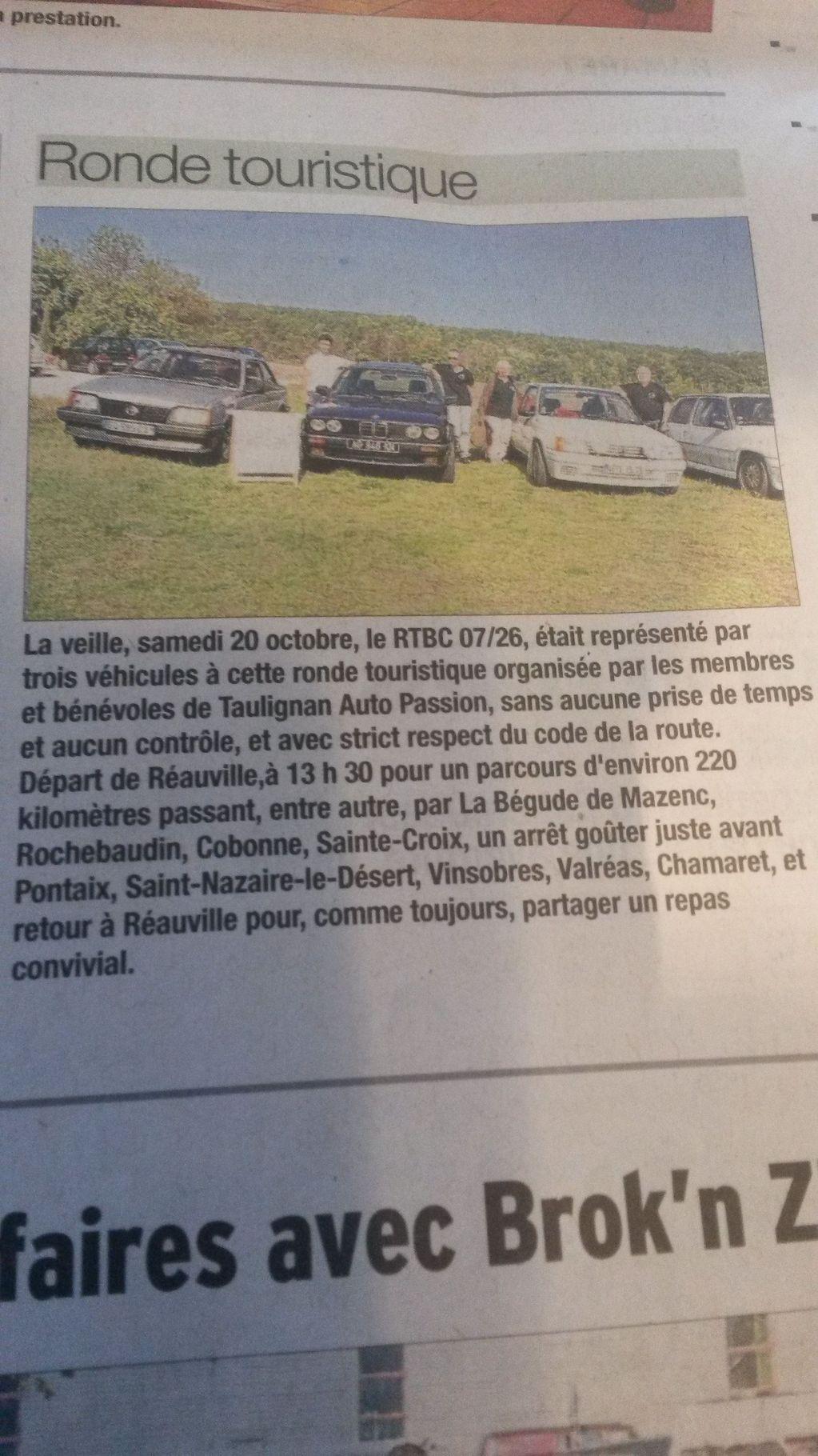 [26] 20/10/2018 - Ronde touristique à Réauville - Page 2 18102508002123632315963144