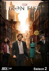 Marvel's Iron Fist : Saison 2 (Fin)