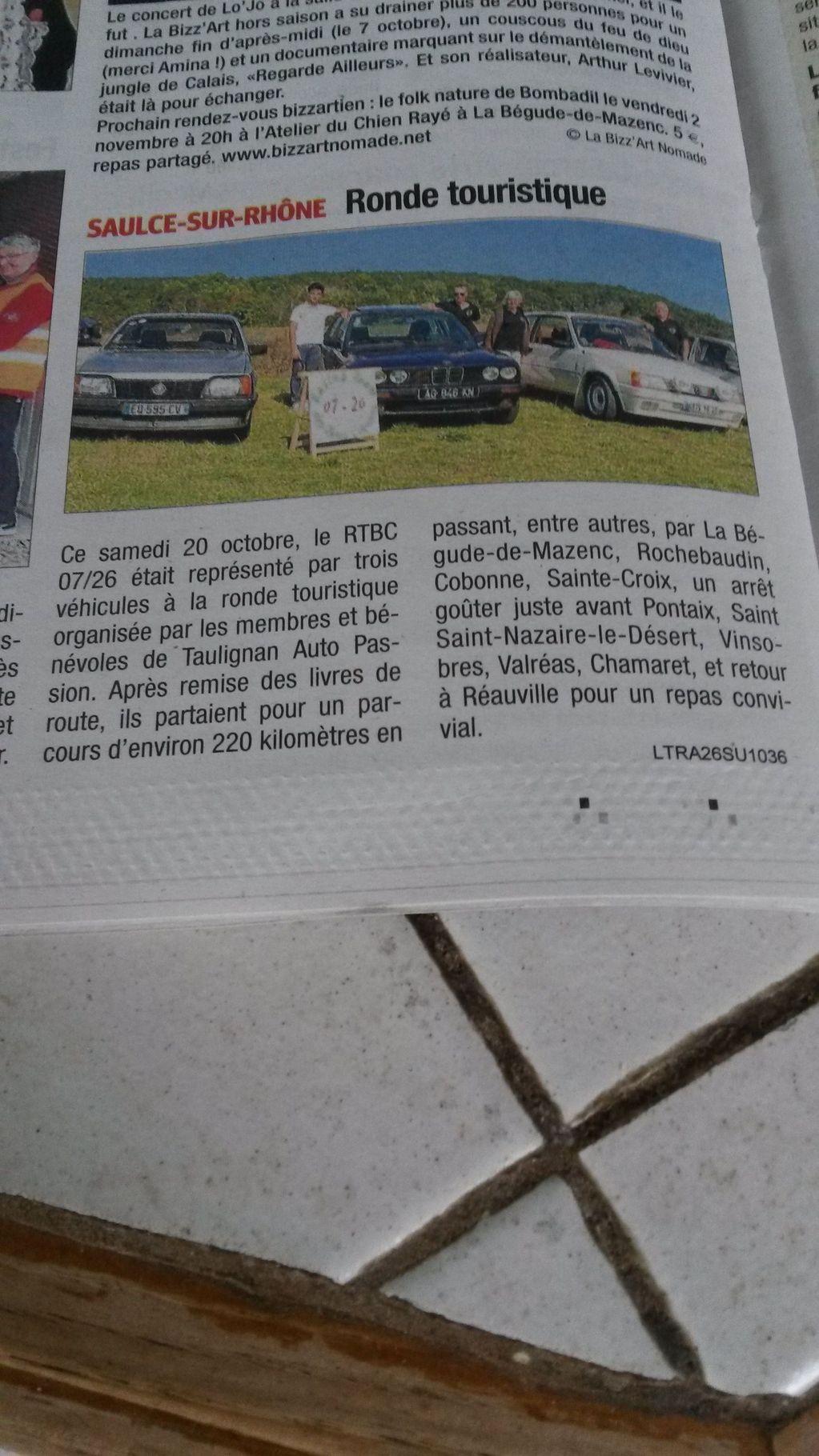 [26] 20/10/2018 - Ronde touristique à Réauville - Page 2 18102611471223632315963922