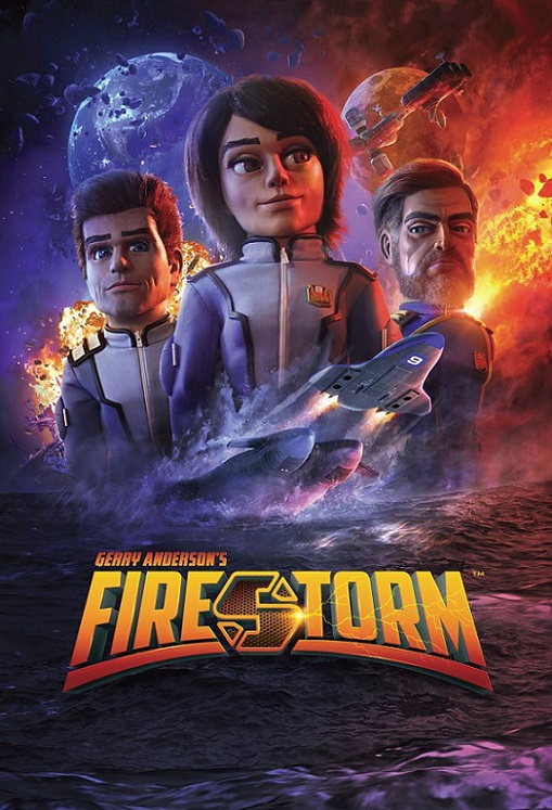 FIRESTORM : L'ÉPISODE PILOTE dans Science-fiction 18102801281115263615966605