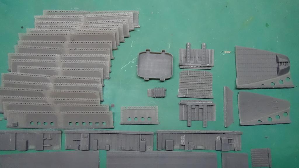 Porte-avions Clemenceau : conception et réalisation d'un kit d'amélioration - Page 2 18102806091423134915967650