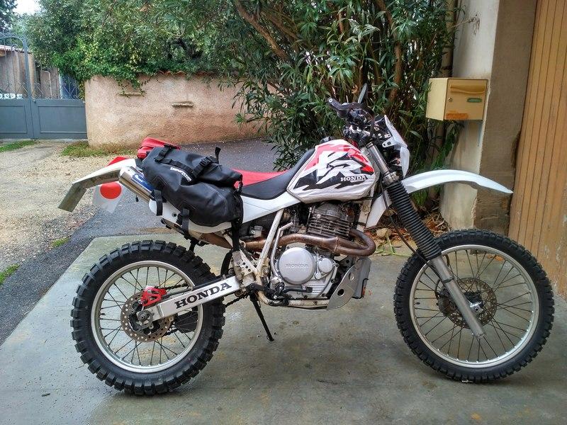 Honda 600 XR 18102912080624333815969292